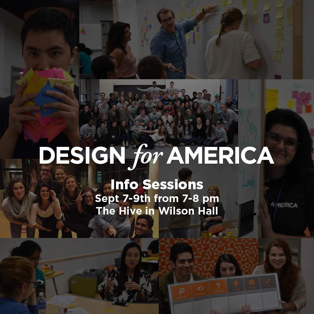 Join @dfamsu for their info sessions! #DFA