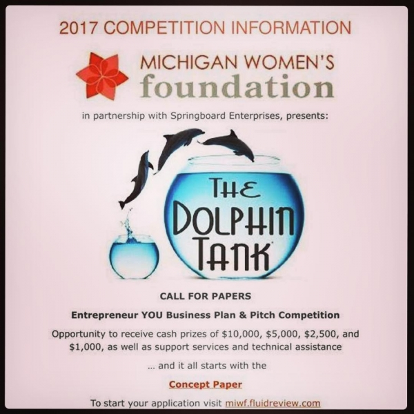 Hey @michiganstateu students, looking for a business plan and pitch competition? Check out #DolphinTank Apply before the May 31st deadline!