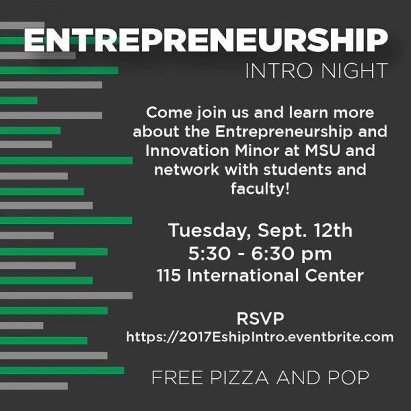 TONIGHT: Free food and networking with some of the most innovative people in town!! Don't miss out 🚀🍕