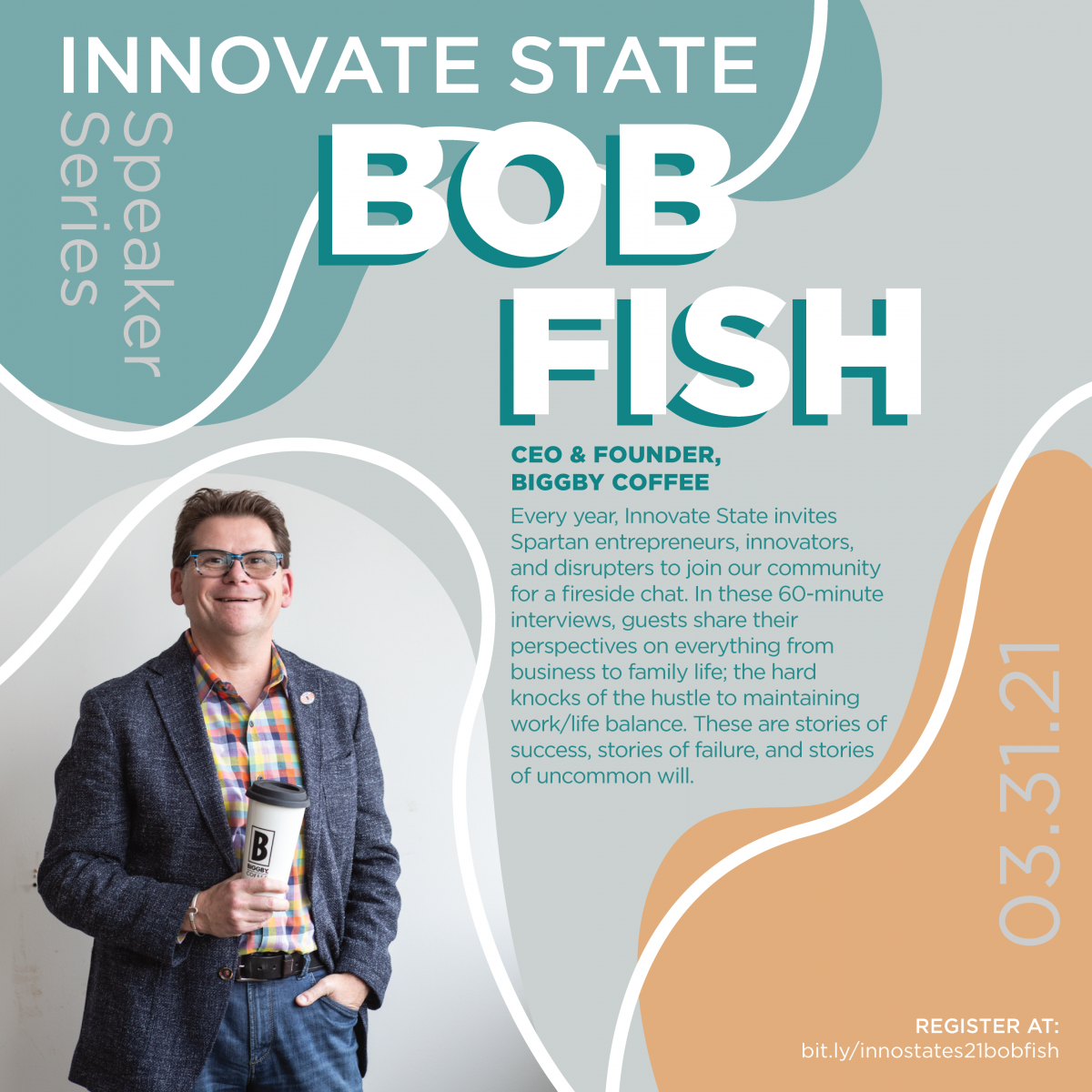 Innovate State with Bob Fish