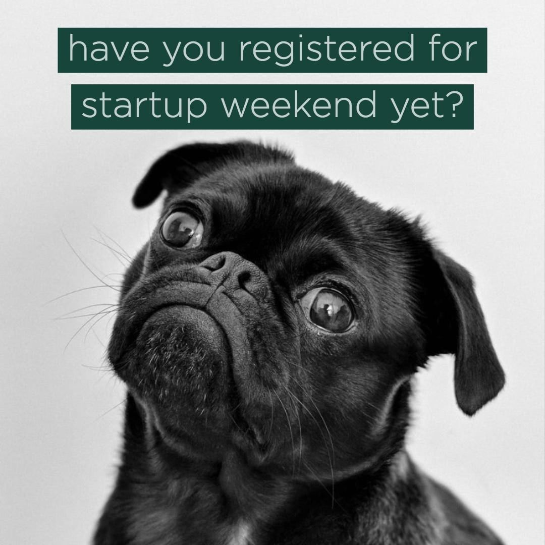 Make a difference this decade by solving any issue you are passionate about!💡⚡️💚 #startupweekend