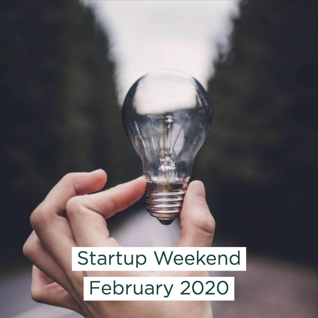 #StartupWeekend is the perfect weekend-long experience for you to innovate! Stop waiting and RSVP today!💡⚡️💚