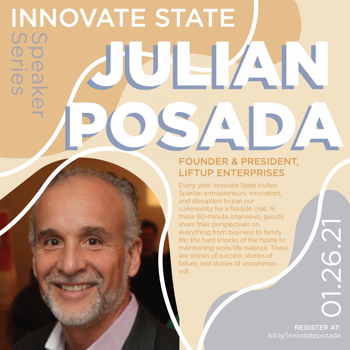 Innovate State with Julian Posada Jan. 26, 2021
