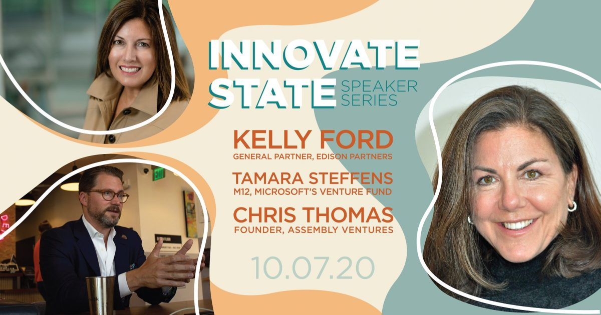 Innovate State with Kelly Ford, Tamara Steffens, & Chris Thomas