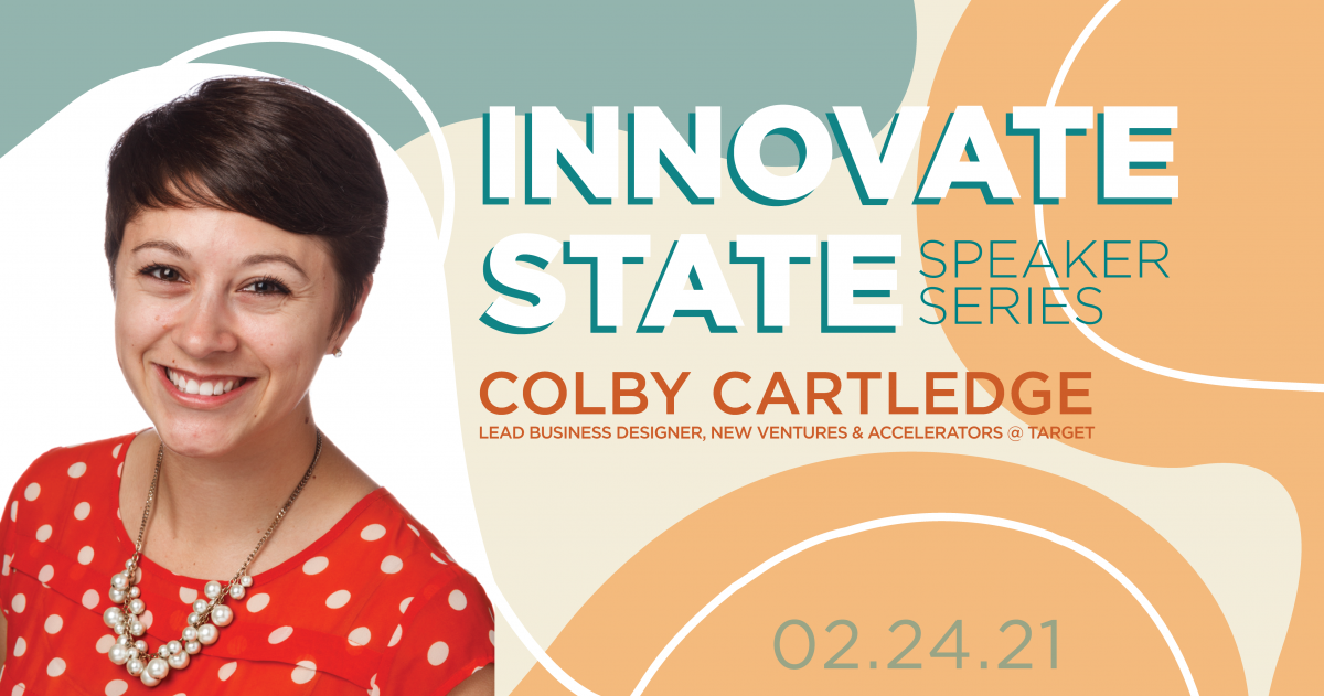 Innovate State with Colby Cartledge